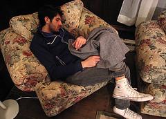 Evening Snooze (mike_cala) Tags: nap sleep converse snooze chucktaylors