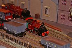 PICT8677 (Chappers13) Tags: london museum underground open weekend transport prince 150 depot years metropolitan acton ffestiniograilway steamlocomotive