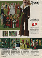1973 Eaton's Christmas page 473 (Tinker*Tailor loves Lalka) Tags: christmas vintage toys doll catalog clone catalogue