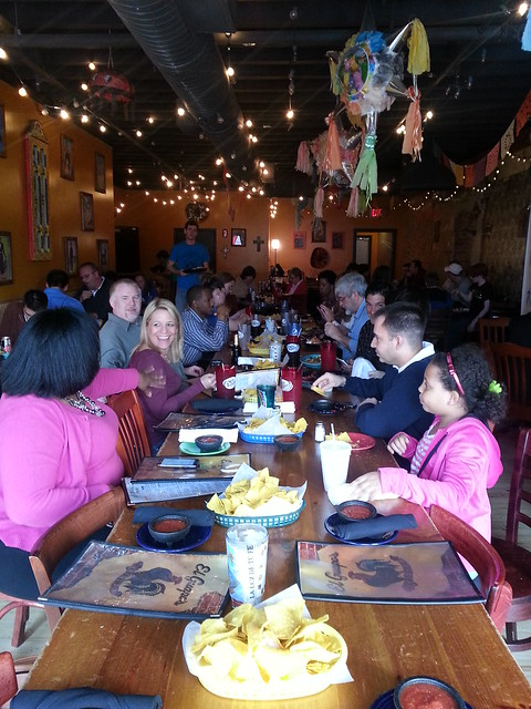 4SqDay 2013 SMTULSA Meetup at El Guapos Cantina (37)