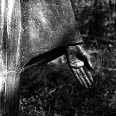 Holy Hand (Steve Snodgrass) Tags: sculpture saint bronze hand prayer religion christian blessing umlauf benediction supplication