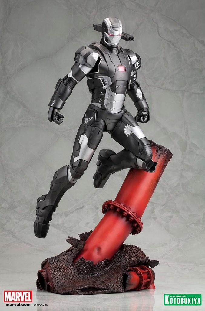 「新圖追加!」壽屋 - ARTFX 【鋼鐵人3】戰爭機器