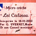 Micro Créche Leï Calinou