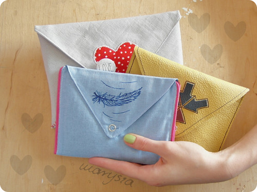 Envelope Book!