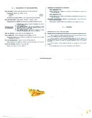 FEUILLE DES MINES 404 FAMILIALE page 4 (gueguette80 ... non voyant pour une dure indte) Tags: old cars mines 1968 autos 404 lille peugeot feuille anciennes familiale lillerijsel