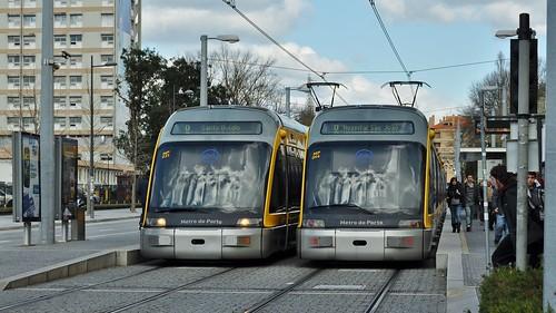 Metro do Porto - MP 000
