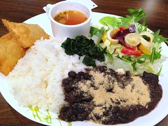 Feijoada plate lunch set from Saci Perere (Fuyuhiko) Tags: from set lunch plate  feijoada saci    perere