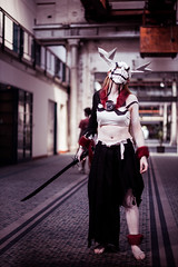 TRV_6923 (opalfire_au) Tags: cosplay sydney bleach australia ichigo animania hollowichigo