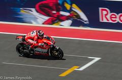 Andrea Dovizioso - Ducati MotoGP (JamesR_307) Tags: nikon 28 motogp nikkor ducati 70200 cota frontstraight vrii gp13 andreadovizioso circuitoftheamericas