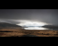 Iceland Landscape (shoot it!) Tags: panorama mist fog photoshop landscape iceland spring view roadtrip april fjord lente artic dreamscape stich mistig stiching ijsland 2013 poolcirkel worldlandscapes roardtrip borgarfjardarsysla april2013 photoshopcs5 pyrill