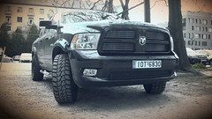 Dodge Ram (john wave) Tags: new car truck hungary budapest pickup smartphone dodge production chrysler ram fullsize manufacturer firstgeneration aut frontengine 1981present rearwheeldrivefourwheeldrive 19631993