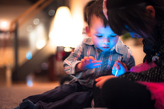 Lewis (TGKW) Tags: light boy portrait people baby playing home kids race children kid mixed toddler child phone little bokeh glasgow chinese lewis screen half 2342