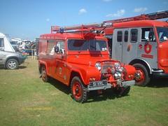 51 VRL (Peter Jarman 43119) Tags: water austin fire cornwall gloucestershire steam ladder gypsy extravaganza tender appliance brigade
