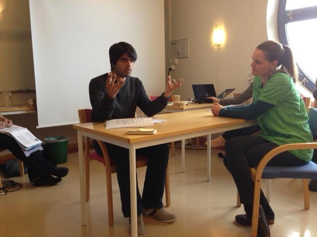 Alok Jha interviews Maren Wellenreuther