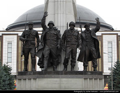 Monument to the Warriors of the Anti-Nazi Coalition, Moscow (JH_1982) Tags: monument museum war russia moscow great patriotic antinazi warriors coalition moskau moskou mosca russie nga rusland rusia moscou moskva  moskwa   mosc russland   rosja rossiya    moscova rssia moskova rusya moszkva moscovo