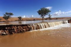 ( ibrahim) Tags: sky sun nature rain stone clouds canon landscape photography eos desert photos after  ibrahim  6d abdullah rill hilux               alyahya canon6d             altmimi
