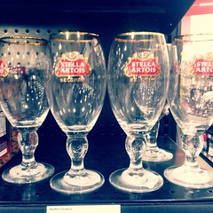 Stella Artois Chalice... because you don't... (MisledYouth74) Tags: beer cerveza stellaartois chalice uploaded:by=flickstagram instagram:photo=446584898995196481202252659