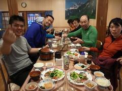 R0011256 (cafe_de_moto) Tags: mountain japan climbing goldenweek snowmountain alpineclimbing hodaka