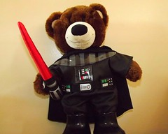 Darth Ted (Aaron1088) Tags: bear starwars day teddy may 4th darth vader flickrchallengegroup