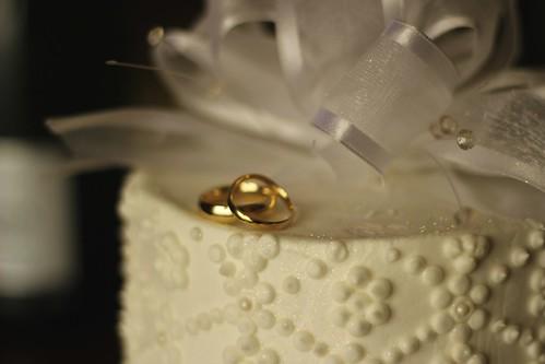 From flickr.com: Wedding Cake {MID-296107}