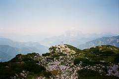 (kara o'keefe) Tags: mountains alps film austria sterreich cross kodak himmel bergen alpen