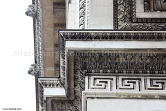 Arc de Triomphe (Stationary Nomads) Tags: paris france monument architecture design arch capital culture arcdetriomphe neoclassicism champslyses placecharlesdegaulle jeanchalgrin arcdetriomphedeltoile