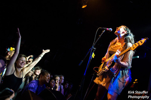 Kate Nash @ Crocodile Cafe