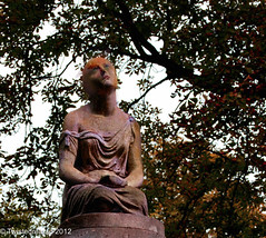 Wondering (Twistedreload) Tags: cemeteries art cemetery victorian angels