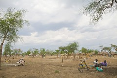Thousands of Refugees Moved Before the Rains Hit South Sudan (UNHCR) Tags: southsudan relocation sudaneserefugees