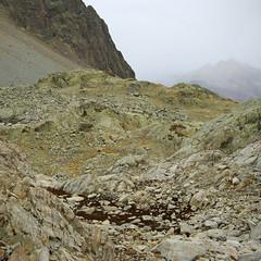 Stone Age (meubzh) Tags: stone landscape minimalist frenchalps gneiss aiguillesrouges sensitivelandscape