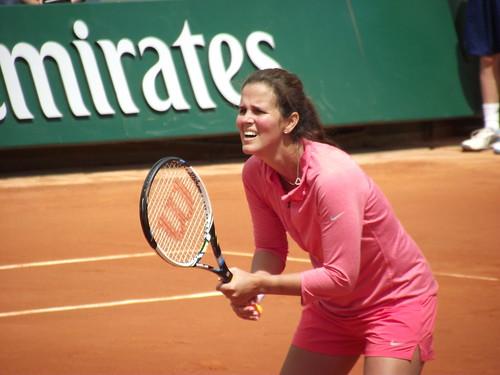 Mary Joe Fernandez - Roland Garros 2014 - Mary Joe Fernandez