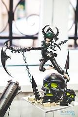 Pop-up Store Good Smile Company Paris (elZephon) Tags: blackrockshooter deadmaster goodsmilecompany japan kawaii otaku toyphotography elzephon anime