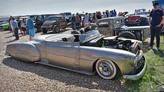 Chopper... (Harleynik Rides Again.) Tags: car chopper rust haylingisland chevy custom lowrider v8 patina victorywheelers nikond810 harleynikridesagain