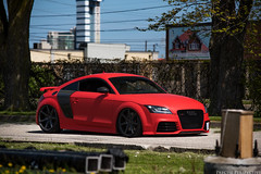 Nick-8 (ignantt) Tags: audi tt rs ttrs low lowered airlift airsuspension vossen vossens wheels stance stanced