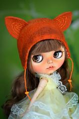 New fox hat