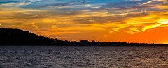 0F0A3048 (c_slavik) Tags: sunset nj beauty orange sky sandy hook beach ocean atlantic