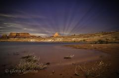 Lake Powell (Glenn Guinita) Tags: sunset lake lakepowell arizona canon amazingplace beautifulplace