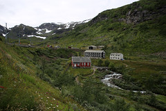 Flam Valley walk at Myrdal (JonCombe) Tags: flam norway