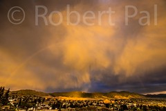 Sunset in Butte, Montana (Bobby Pal) Tags: butte montana unitedstates