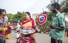 _DSC9215 (Velachery Balu) Tags: 2016 chennai fruits ganapathy market mylapore psm psmphotowalk photographicsocietyofmadras pillayar vegetables vinayakachathurthy vinayakar