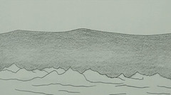 Schermafbeelding 2013-03-27 om 11.20.13 (Wout van Mullem) Tags: wave waves beach horizon drawing pencil animation sequence
