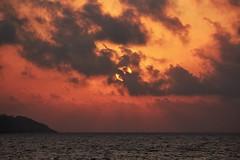 Sunset in Agva, Istanbul (cemalllamec) Tags: canon700d canon türkiye turkey istanbul ağva agva sea sun sunset