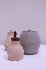 IMG_9125 (Capybailey) Tags: little jars cerami ceramic stoneware glaze cone 6 pottery