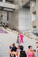 Edificio de la Fuji TV (Japón Entre Amigos) Tags: odaiba fujitv