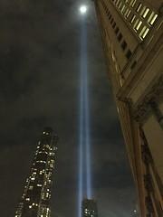 IMG_0338 (gundust) Tags: nyc ny usa september 2016 newyork newyorkcity manhattan architecture wtc worldtradecenter september11th 911 tributeinlight xeon twintowers memorial remembrance night
