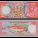 (BTN8a) 1994 Bhutan: Royal Monetary Authority of Bhutan, Five Hundred Ngultrum (A/R)...