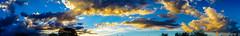 Cloudy Panoramic (DoubleIris) Tags: ife phoenix arizona scottsdale nature amazingnature joy happy beautiful beautifulday landscape landscapes sunrise sun sunny sunshine sony sonyalpha sonyimages sonya6000 amazing gorgeous storm awesome breathtaking mountains mountain color colors sunset longexposure orange bright light cloud sky outdoor clouds cloudporn