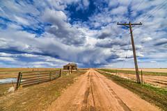 Spring (Bryce Bradford) Tags: county storm rain weather landscape spring nikon colorado weld f28 d800 14mm 2013 rokinon