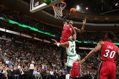 LeBron James dunks on Jason Terry (heat631) Tags: usa 6 basketball boston ma unitedstates 4 kyocera nba budweiser chipotle miamiheat lebronjames bostonceltics jasonterry norriscole heat631
