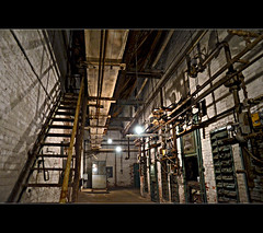 Industry Interior (kroess.photo.) Tags: ny night lights buffalo industrial day decay boom event grainelevators silocity